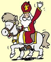 Sinterklaas Zwarte Piet Paard Parksidetraceapartments